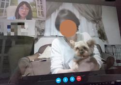 ビデオ電話相談(1)