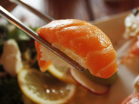 魚の与え方:水銀のリスク