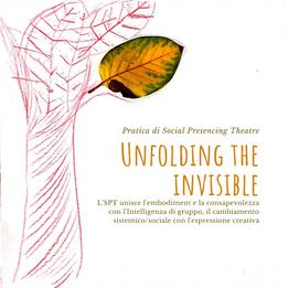 OPEN SESSIONS 11, 18 Y 25 de febrero: Desplegando lo Invisible - Unfolding the Invisible