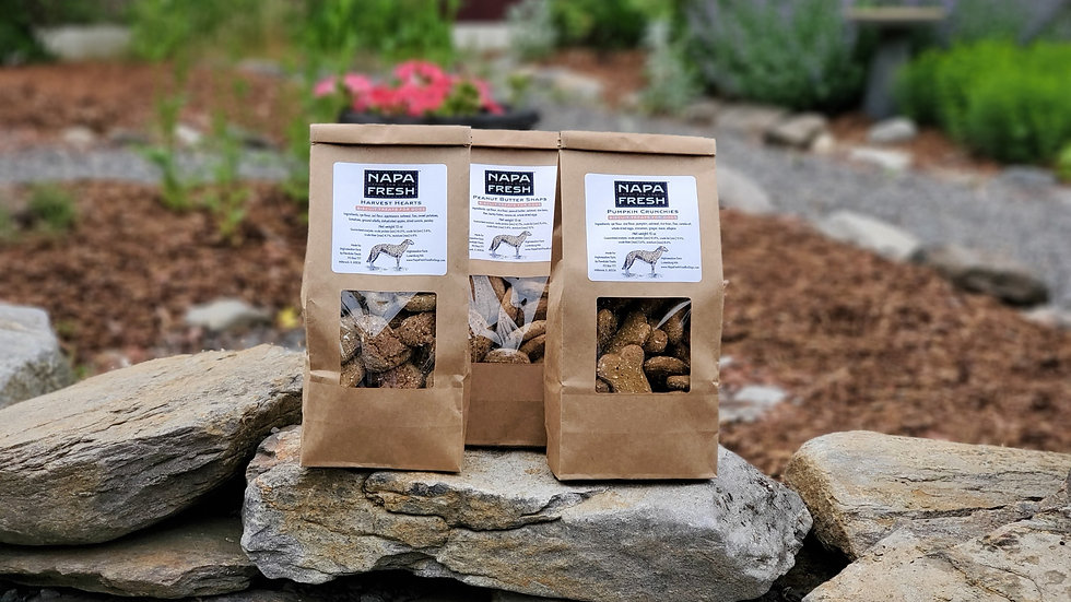 Three Bags of Biscuits - Save $2.25!