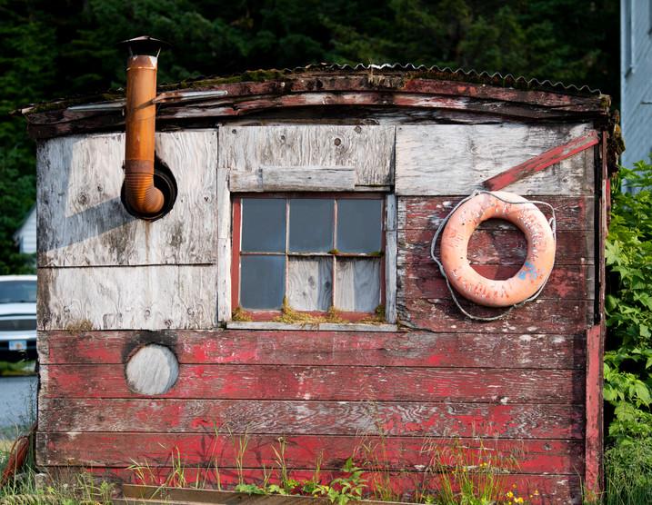 Orca Adventure Lodge, Cordova.