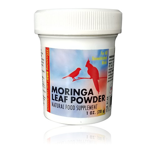 Moringa Leaf Powder, 1 oz