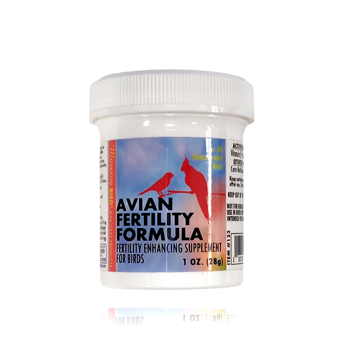 Avian Fertility Formula, 1 oz