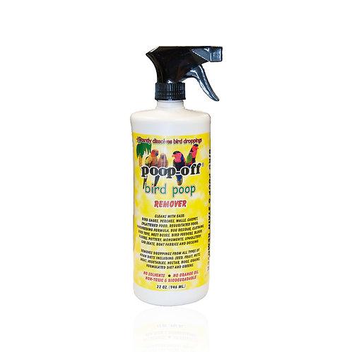 Poop-Off Spray Bottle 32 oz
