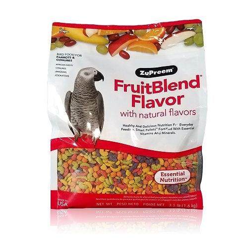ZuPreem FruitBlend (Medium/Large), 3.5 lb