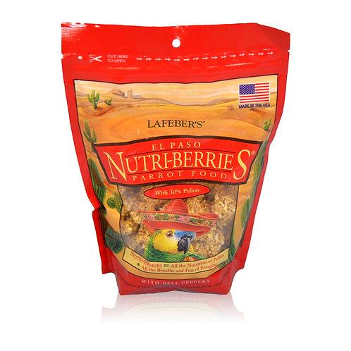 Nutri-Berries El Paso Parrots, 10 oz