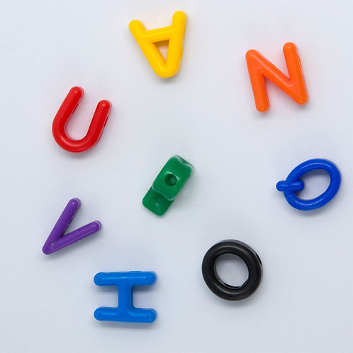 Plastic Letters, Small