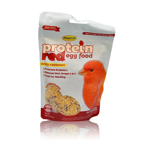 Protein Red Egg Food 5oz