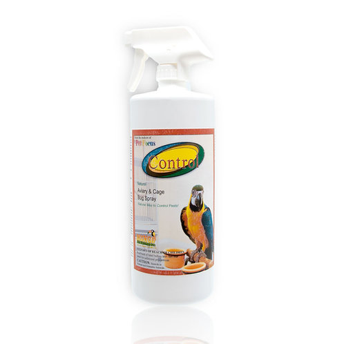 Aviary & Cage Bug Spray