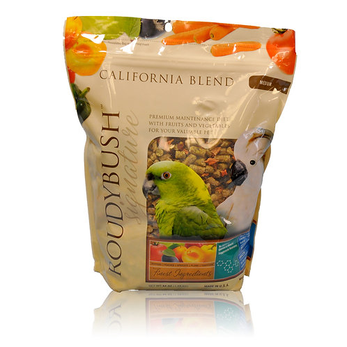 Roudybush California Blend (Medium), 44 oz