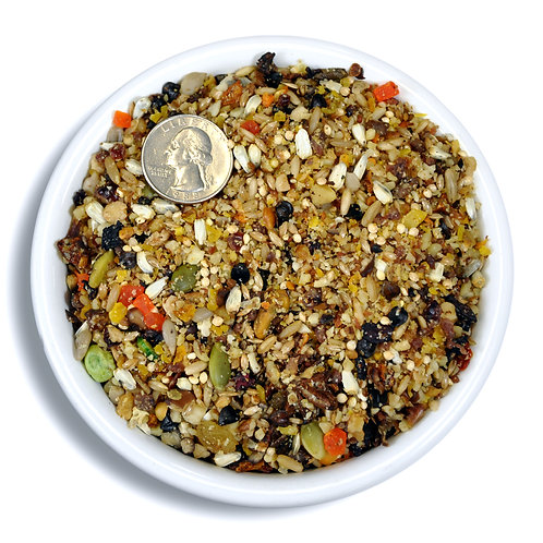 Goldenfeast Gourmet Conure, Per Pound