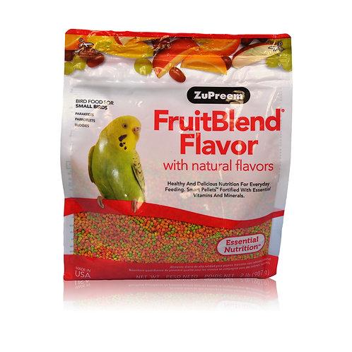 ZuPreem FruitBlend (Small), 2 lb