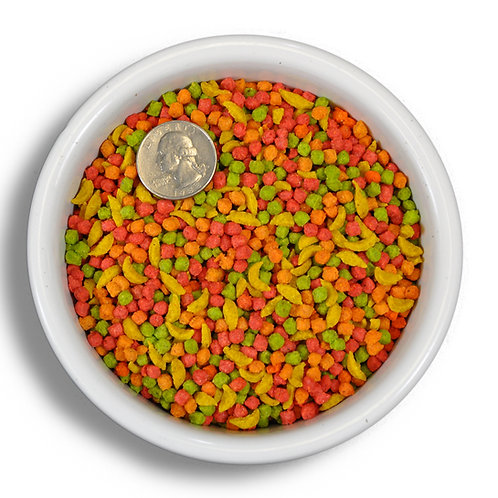 ZuPreem FruitBlend (Medium), Per Pound