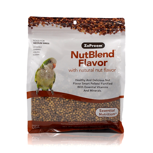 Zupreem NutBlend Medium Birds, 2 lb