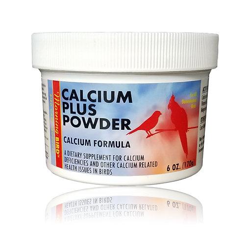 Calcium Plus Powder, 6 oz