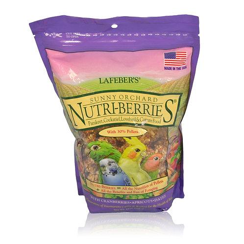 Nutri-Berries Sunny Orchard Cockatiel, 10 oz