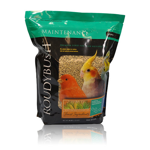 Roudybush Daily Maintenance Crumbles, 44 oz