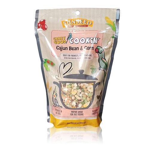 Crazy Good Cookin' Cajun Bean & Corn