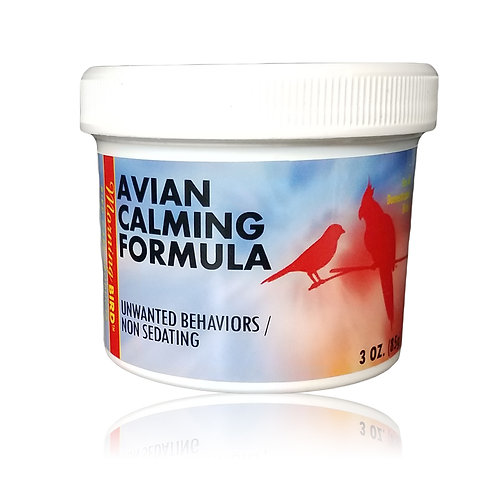 Avian Calming Formula, 3 oz