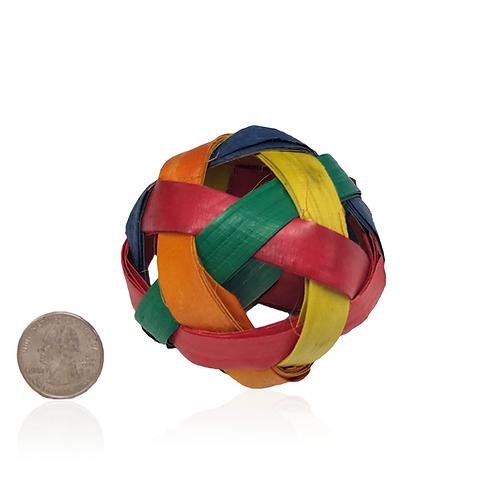 Woven Ball Foot Toy Medium