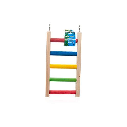 Jungle Ladder, 12 x 6.5