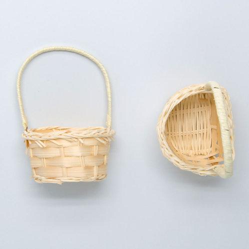 Half Round Basket