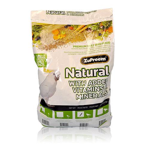 ZuPreem Natural (Medium/Large), 20 lb