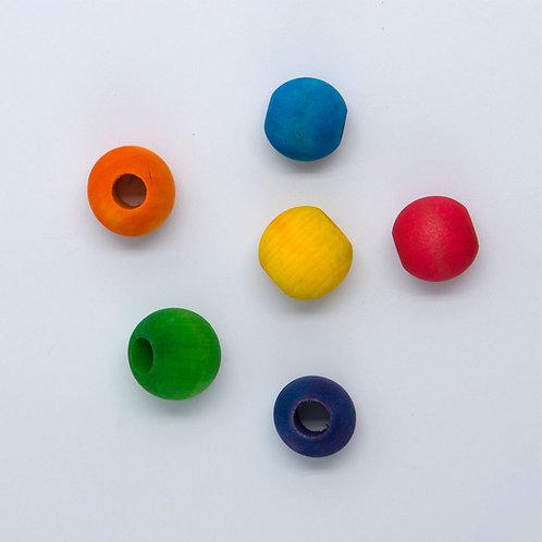 Wooden Bead, Medium