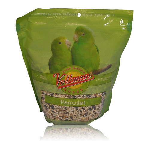 Volkman Parrotlet Food, 4 lb
