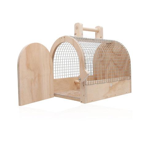 Wooden Carrier, Medium