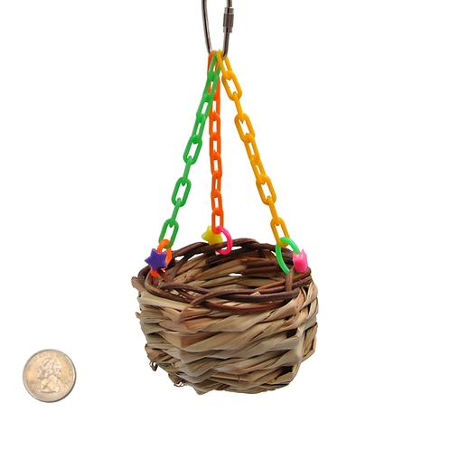 Hanging Treat Basket