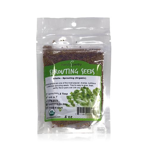 Alfalfa - Sprouting (Organic)