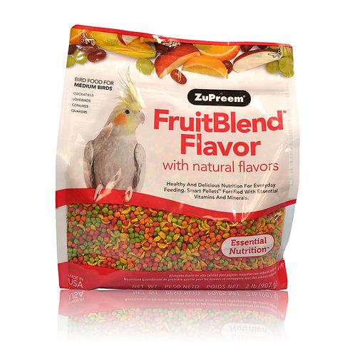 ZuPreem FruitBlend (Medium), 2 lb