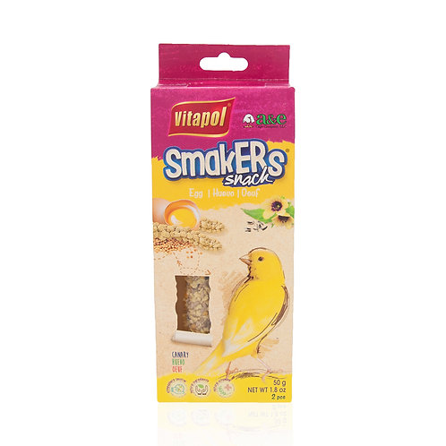 SmakERs Snack Canary Egg