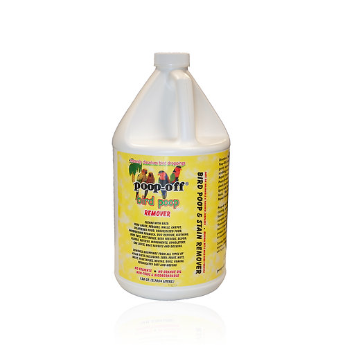 Poop-Off Refill Gallon