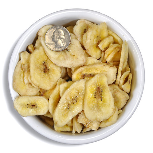 Banana Chips, Per Pound