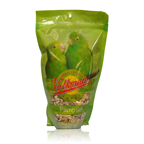 Volkman Parrotlet Food, 2 lb