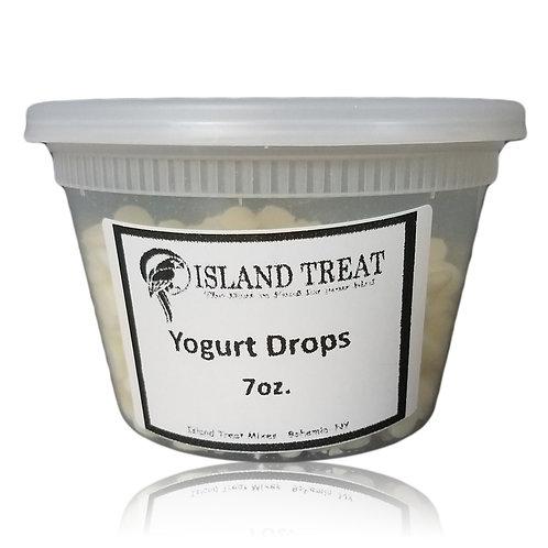 Island Treat Yogurt Drops