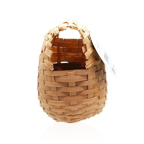 Parakeet Bamboo Hut