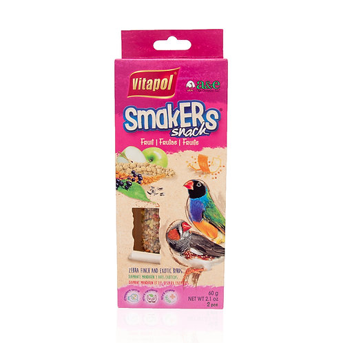 SmakERs Snack Finches Fruit
