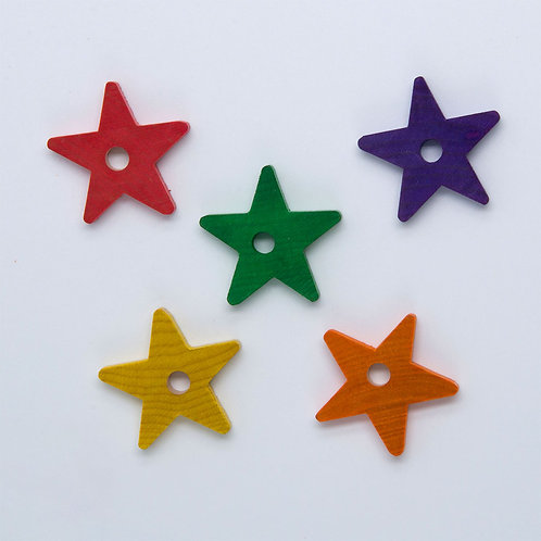 Wooden Star, Small