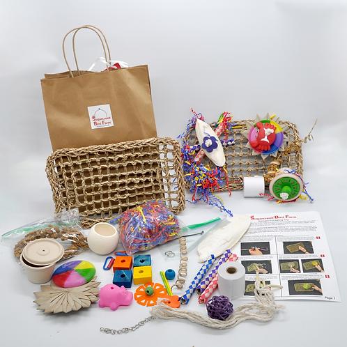 SBF Mat Foraging Toy Kit