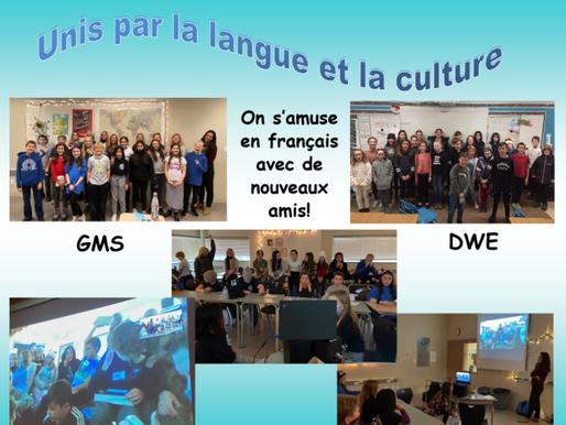 Unis par la langue et la culture