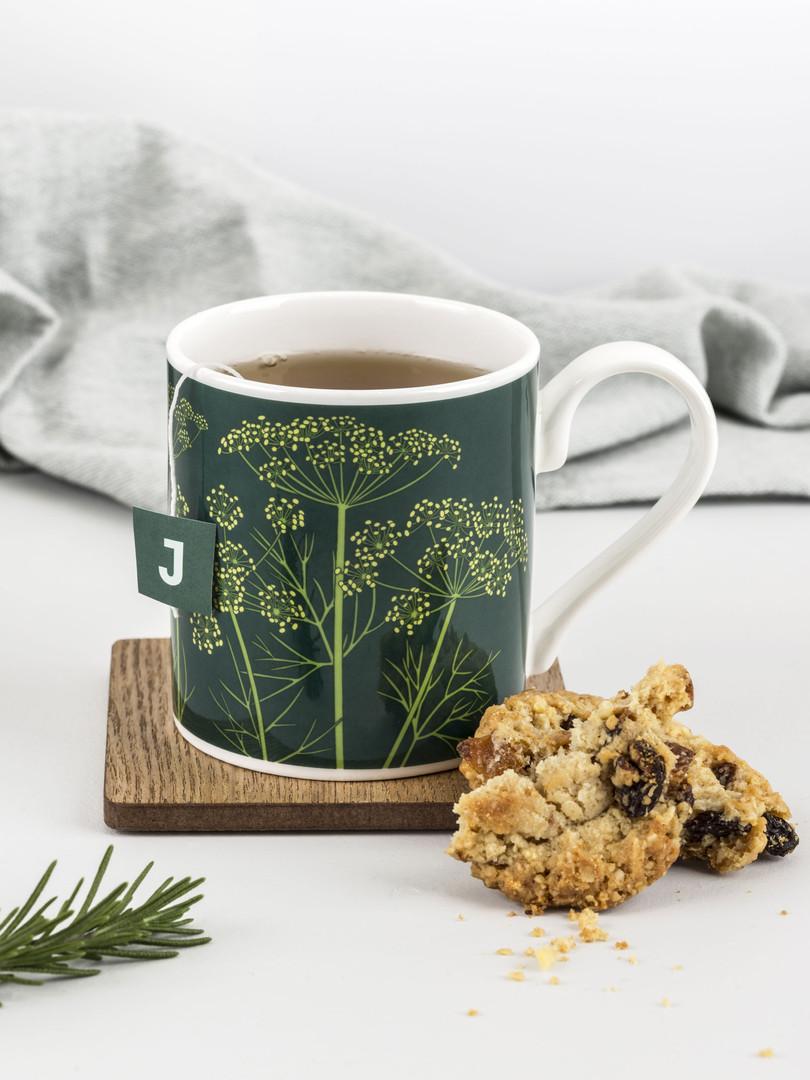 Jekka's Dill Mug
