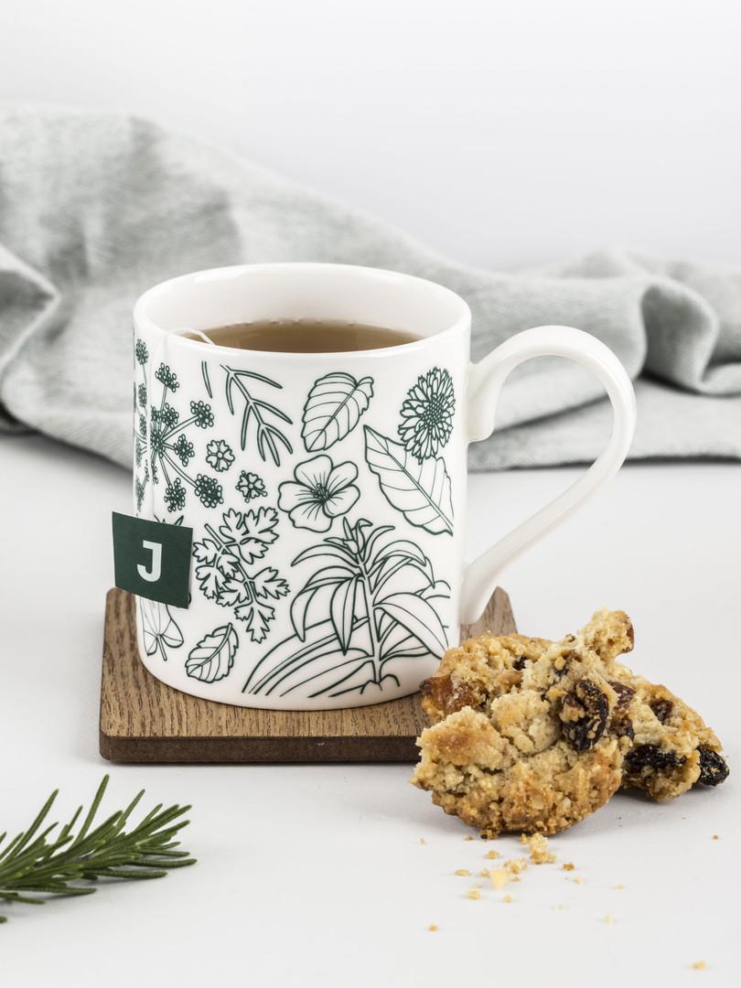 Jekka's Oriental Mug