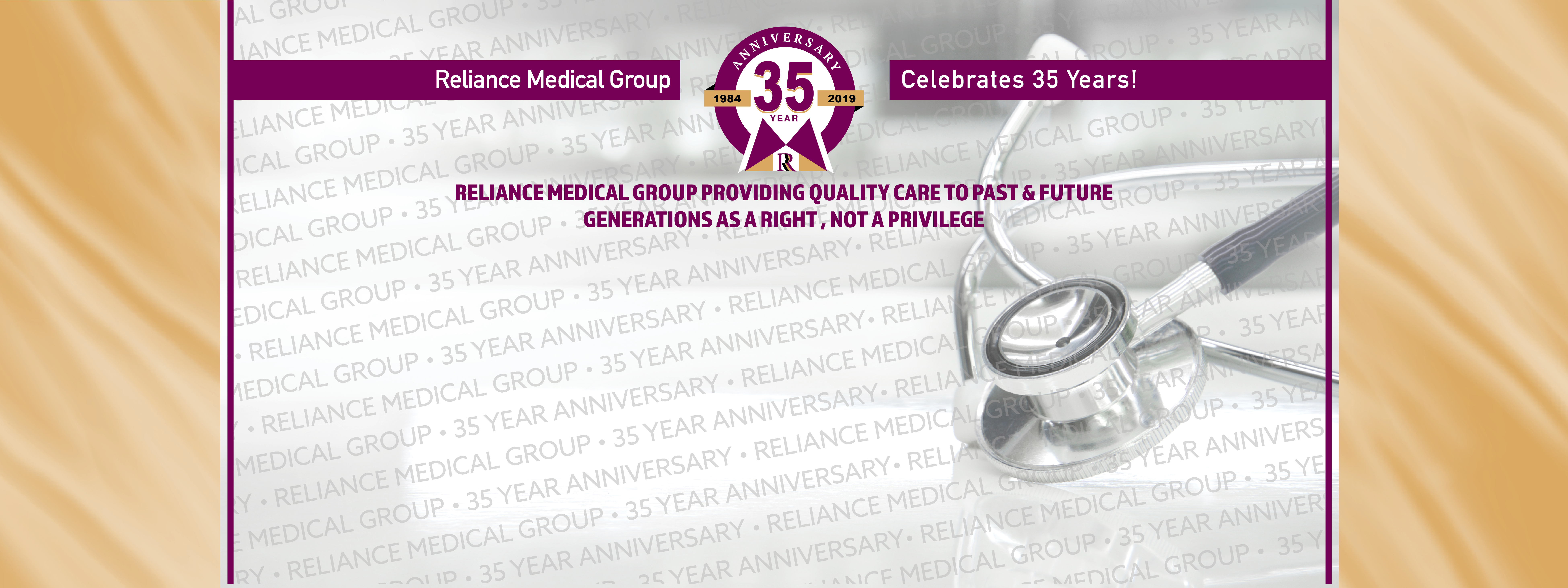 Reliance Medical Group - Your Family Is Our Family - New Jersey