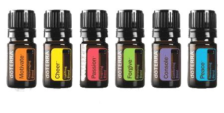 Essential Oils for emotions