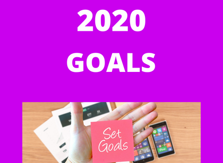 Not another boring post about GOALS
