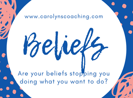 Are your beliefs running your life?