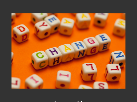 Seven Tips for Making Difficult Changes